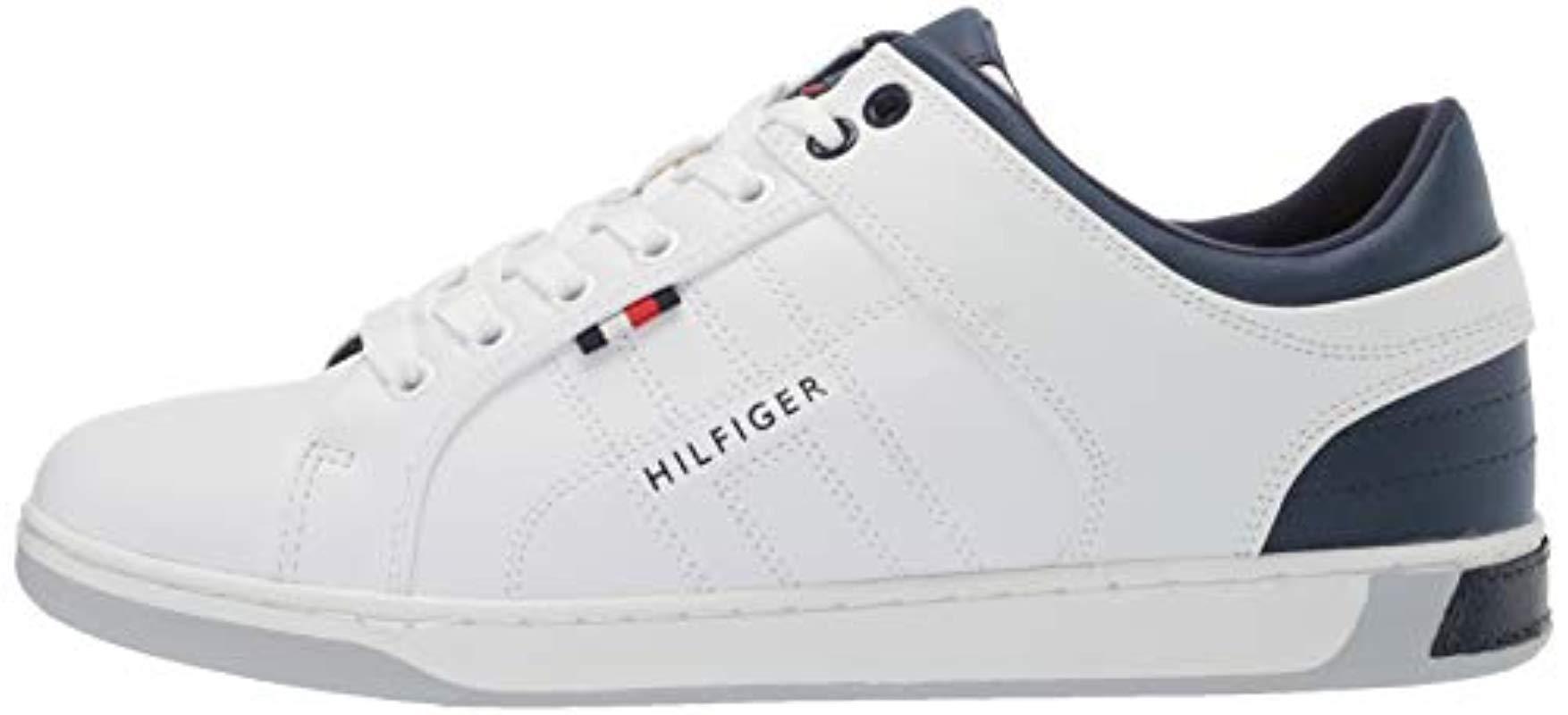 Tommy Hilfiger Samir Sneaker in White