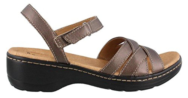 1ed4de238631 Lyst - Clarks Hayla Pier Dress Sandal