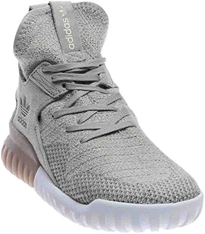 Adidas Originals - Gray Tubular X Pk Fashion Sneaker for Men - Lyst. View  Fullscreen