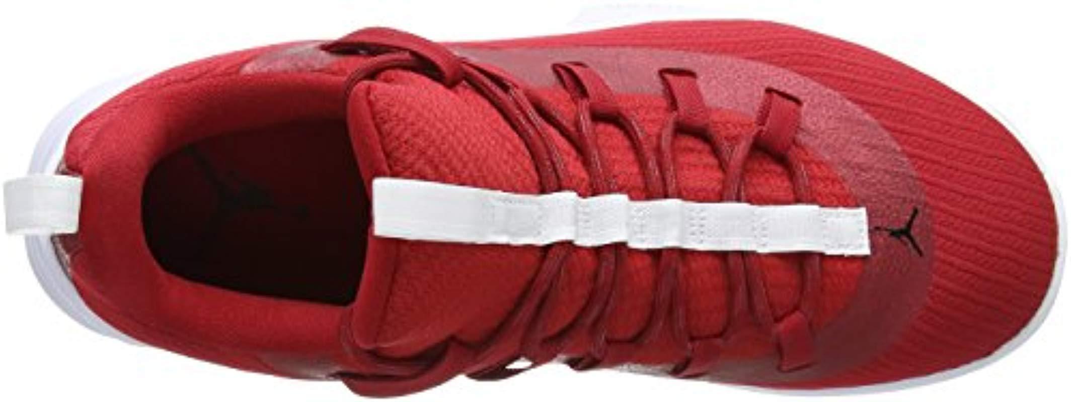 buy popular b8aee bfdf1 Nike Jordan Ultra Fly 2 Low Basketball Shoes in Red ...