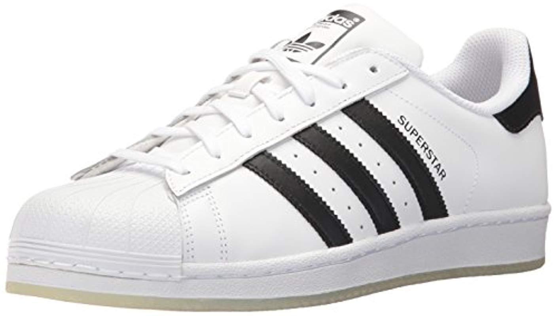 8a54c10f96712 adidas Originals Superstar Sneaker Running Shoe in White for Men - Lyst