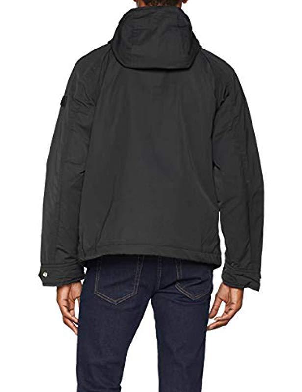 premium selection 66211 f7e81 Men's Black J-ryota-wh Giacca Parka