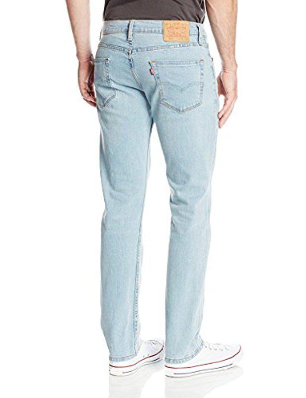 Levi's 511 Slim Fit Jean, Blue Stone, 34x29 for men