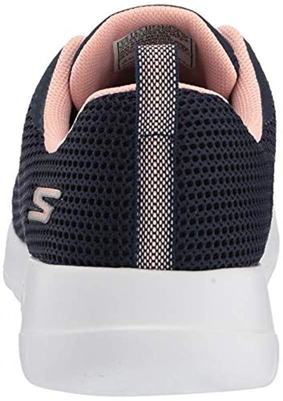 Go Walk Joy 15641-nvpk, Zapatillas para Mujer Skechers de color Azul