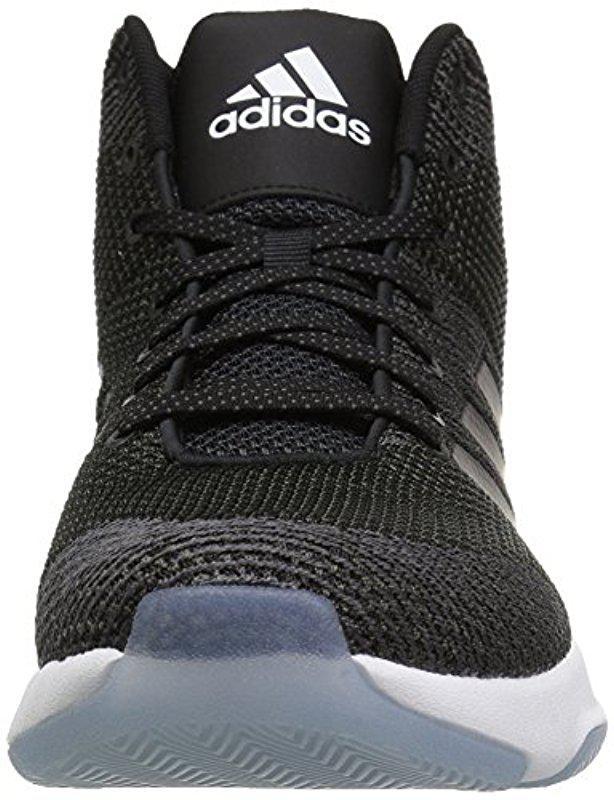 adidas Cf Ignition Mid Basketball Shoe