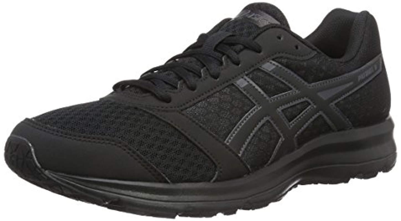 de09087fe432 Asics Patriot 8 Running Shoes (t669n) in Black - Lyst
