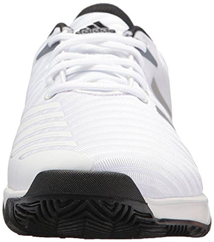 escarcha Sueño áspero Haiku  adidas Barricade Court 3 Wide Tennis Shoe for Men - Lyst