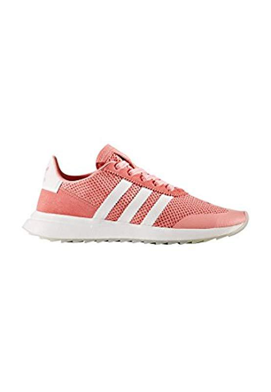 000be7b01 Adidas Flashback Sneaker Low Neck in Pink - Lyst