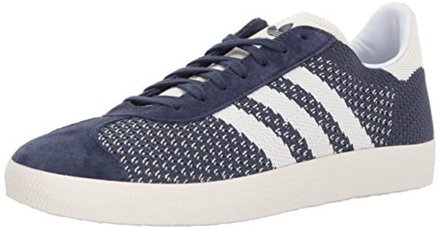 adidas Originals Gazelle Pk Sneaker in Blue for Men - Lyst