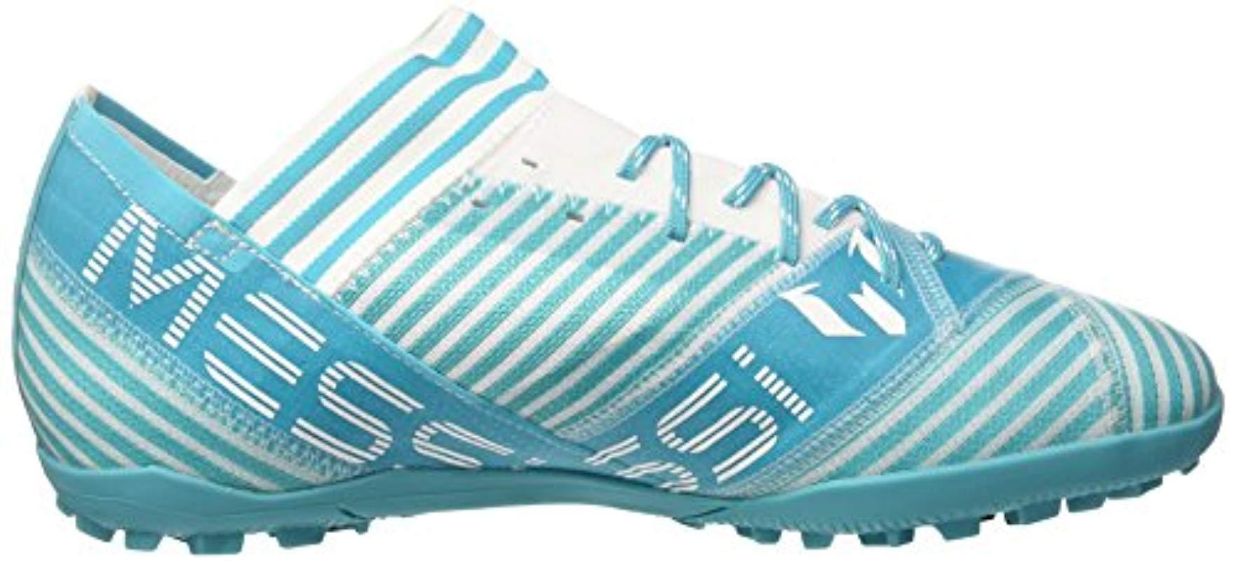 adidas Nemeziz Messi Tango 73 Tf Footbal Shoes in Blue for Men