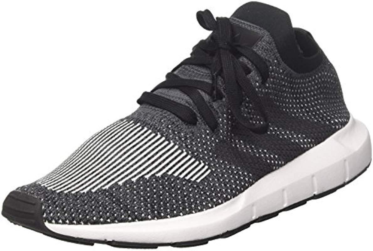 de894993f ... promo code adidas. mens black s swift run primeknit trainers 96fc4 0de59