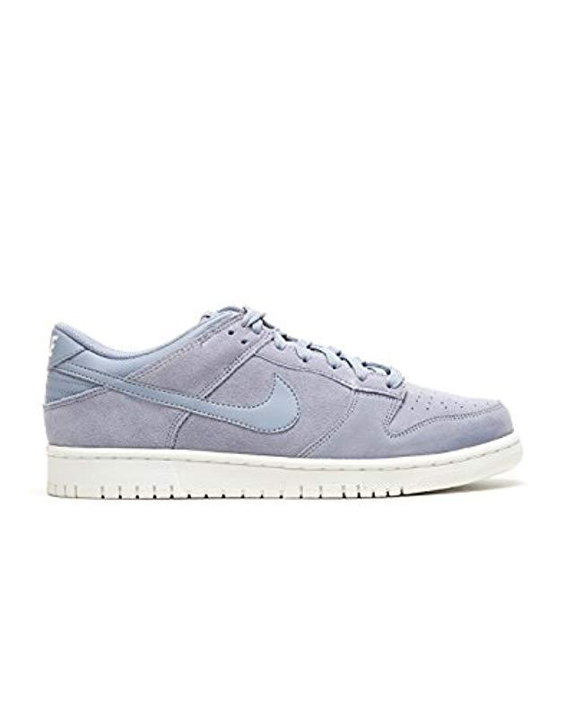 26e92d2c177d7 Nike Dunk Low Gymnastics Shoes in Gray for Men - Lyst