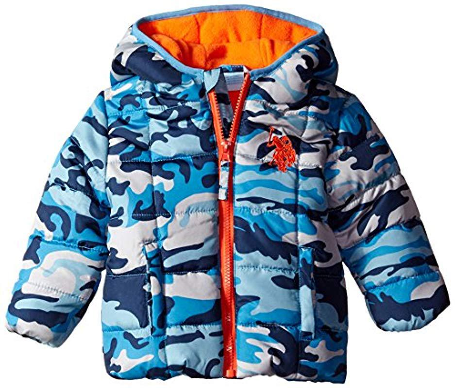 Baby Boys Toddler Fashion Outerwear Jacket More Styles Available Polo Assn U.S