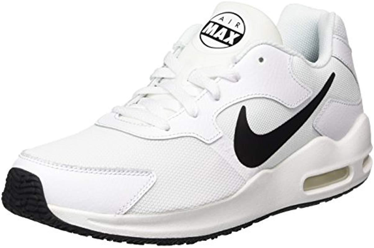 411c3b760198 Nike Air Max Guile Competition Running Shoes in White for Men - Lyst