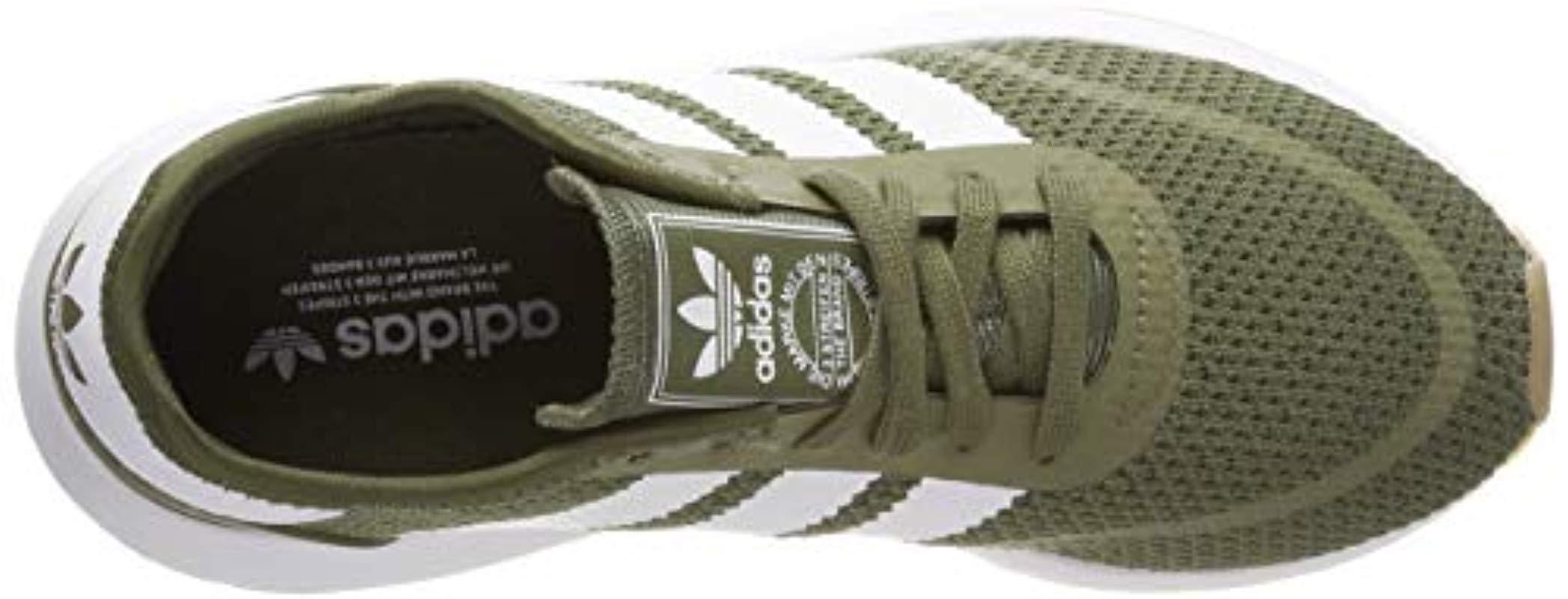 adidas N-5923 Gymnastikschuhe in Grün für Herren - Sparen Sie 25%