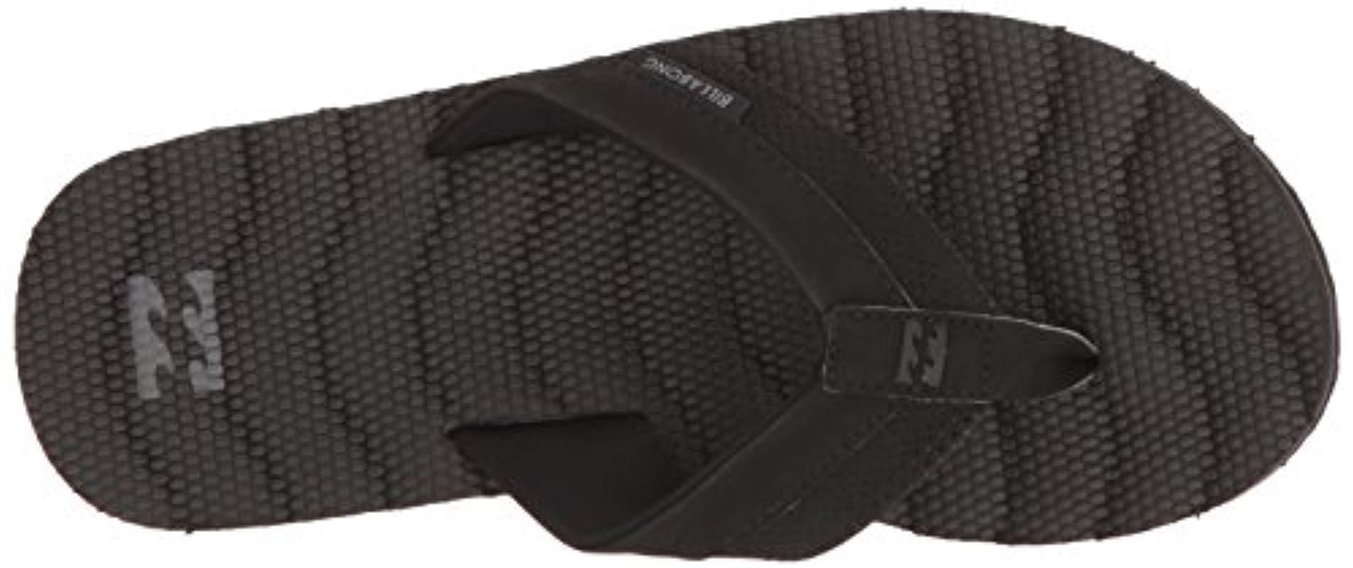 c23f77574d94f Lyst - Billabong Dunes Impact Sandal in Black for Men - Save 41%
