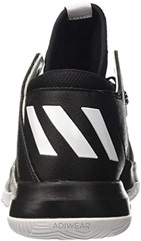 a0404bffecfb Adidas - Black D Rose Ace 2 Basketball Shoes for Men - Lyst. View fullscreen
