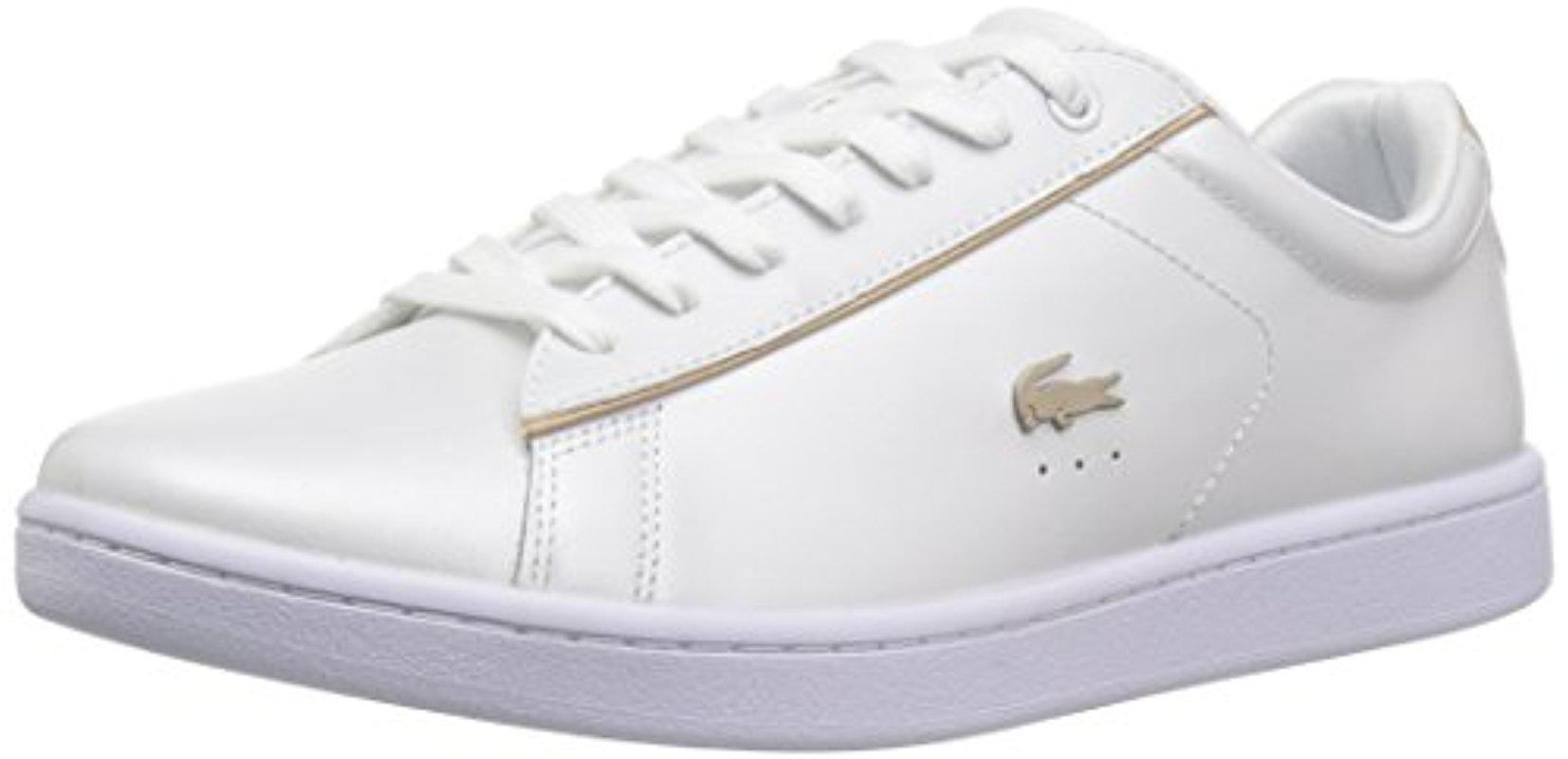 Femmes Carnaby Evo 417 1 Chaussures De Sport Spw Lacoste PG5zl0T9Pm