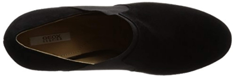 Botines para Geox de Ante de color Negro