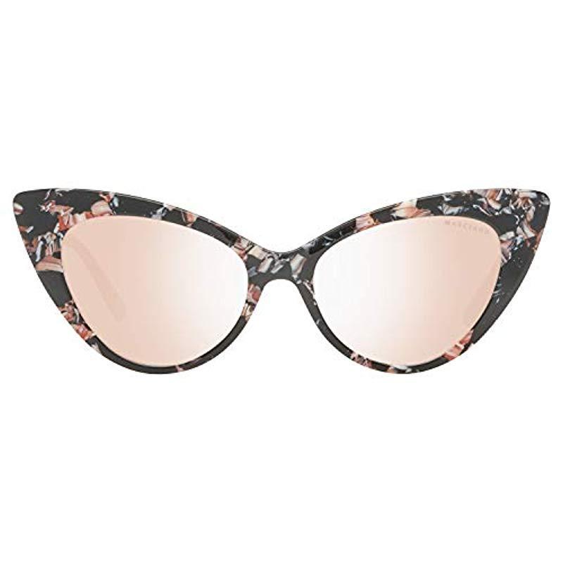 6f1111769c Guess - Natural By Marciano Sonnenbrille Gm0784 56U 53, Gafas de Sol para  Mujer,. Ver en pantalla completa