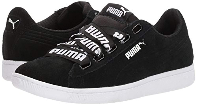 puma vikky platform ribbon bold sneakers
