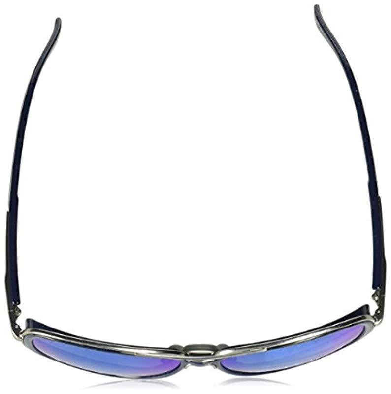 Ray-Ban Split Time 412907 Sunglasses, Navy prizmsapphirepolarized ... 6e09854eeaed