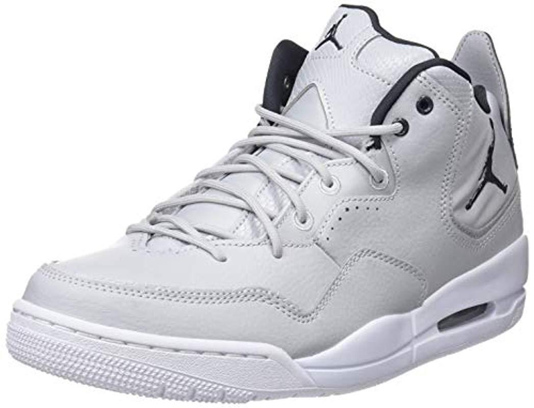 the best attitude 5a424 ea25e Nike  s Jordan Courtside 23 Basketball Shoes in Gray for Men - Lyst