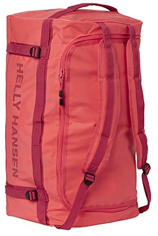 Helly Hansen Mens 2019 HH Racing Waterproof Backpack Straps Bag 28/% OFF RRP