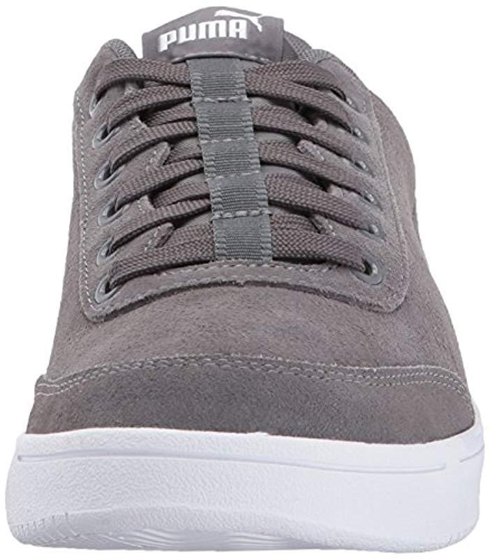 PUMA Suede Court Breaker Sd Sneaker in