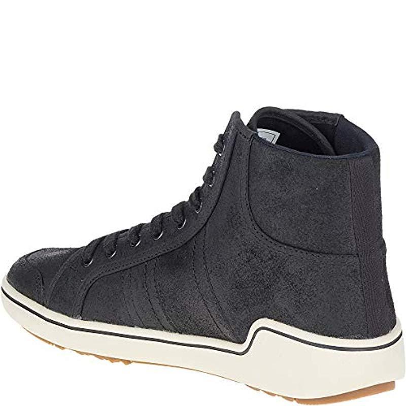 Merrell Mens Primer Mid LTR Fashion Boot