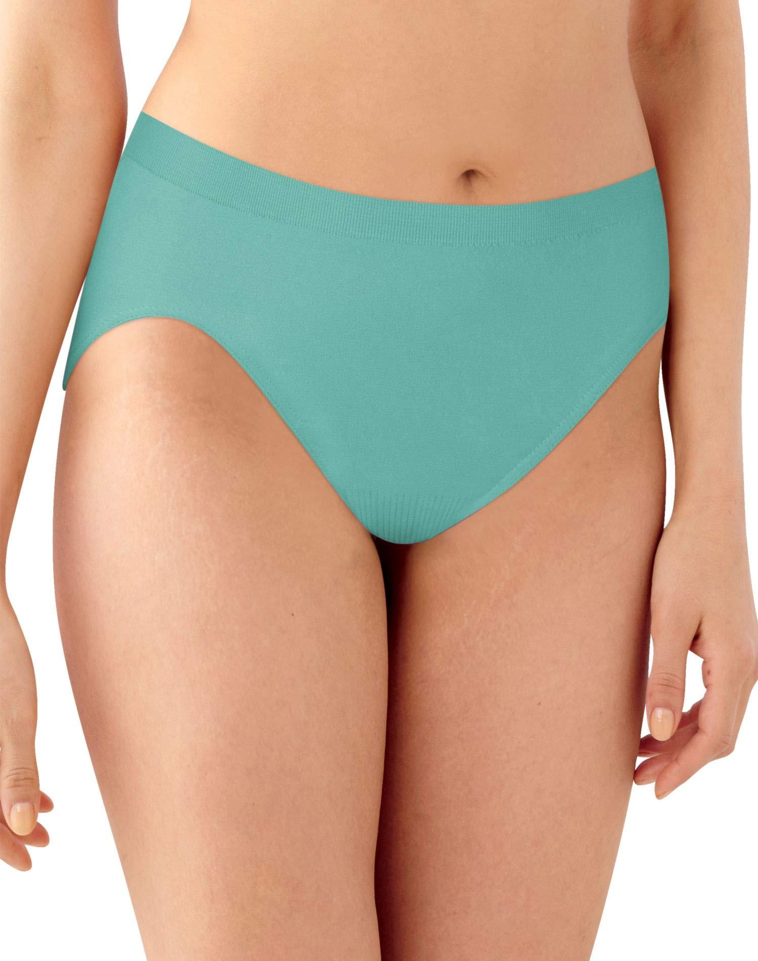 Bali Womens Comfort Revolution Seamless Brief Panty
