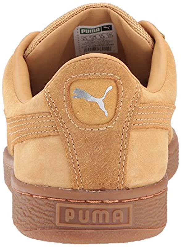 PUMA - Multicolor Basket Classic Weatherproof Sneaker for Men - Lyst. View  fullscreen 33975a143