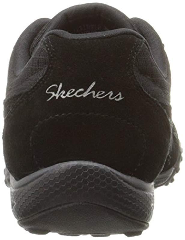 Breathe-Easy Jackpot Skechers de Ante de color Negro