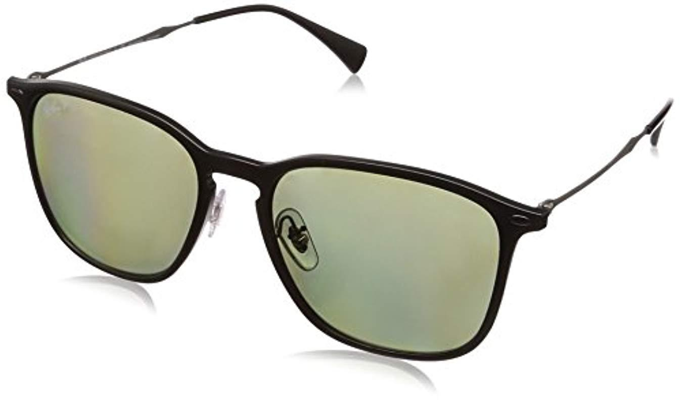 4d101d088c Lyst - Ray-Ban Rb8353 Sunglasses in Black - Save 20%