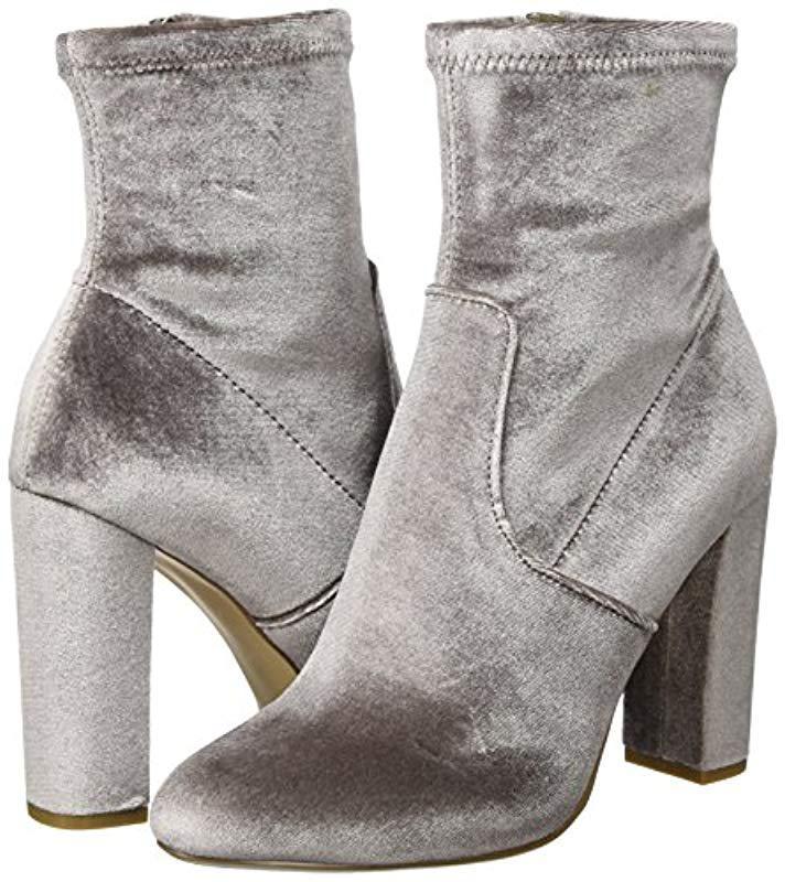 fa796e29447 Steve Madden  s Editt Ankle Boots - Lyst