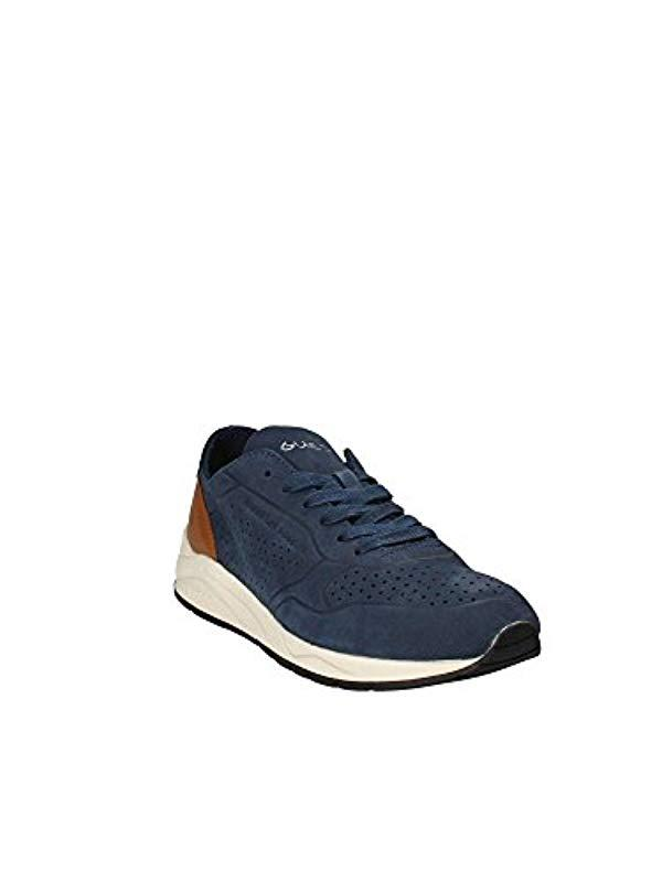 Guess Active Man Trainers in Blue for Men - Lyst af10d5dee3e