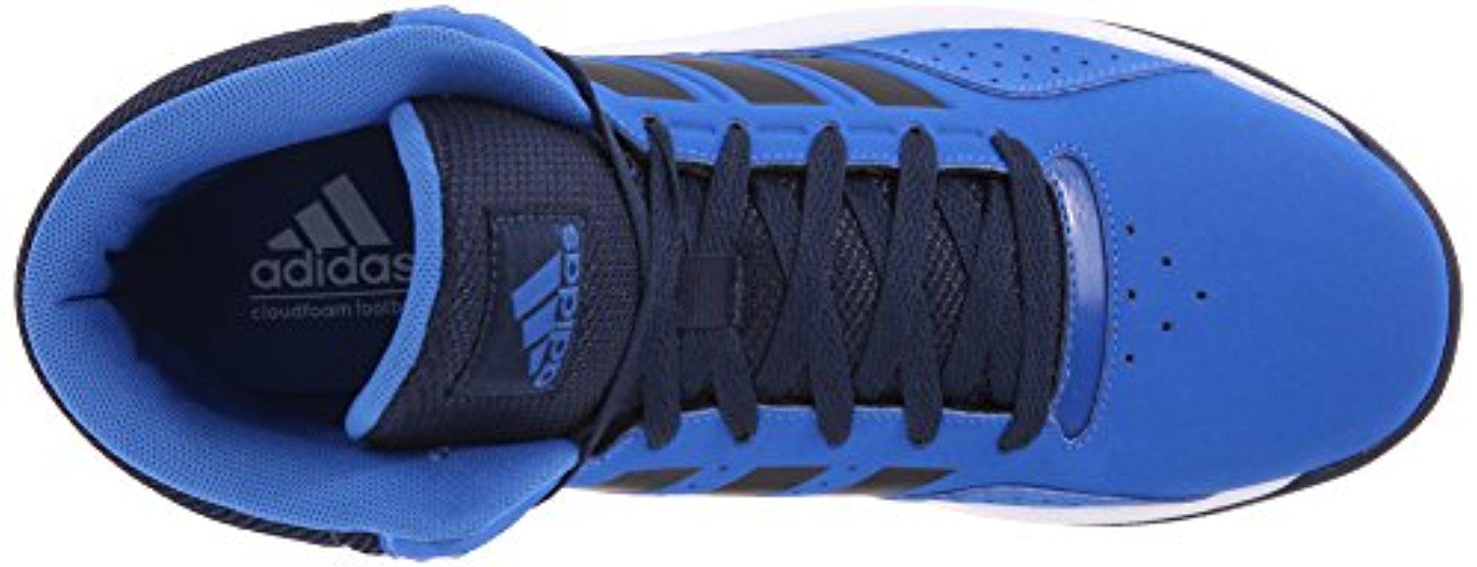Favor Desgracia Estéril  performance men's cloudfoam ilation mid basketball shoe