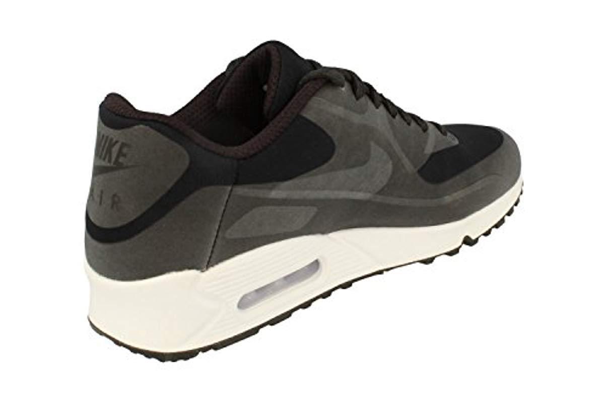 2c3fdd2de1bff Nike Air Max 90 Ns Gpx Big Logo Shoes in Black for Men - Lyst