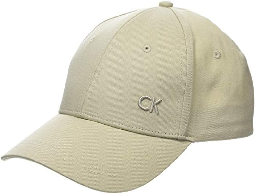 Calvin Klein. Women s Ck Baseball Cap W 756c3f60449