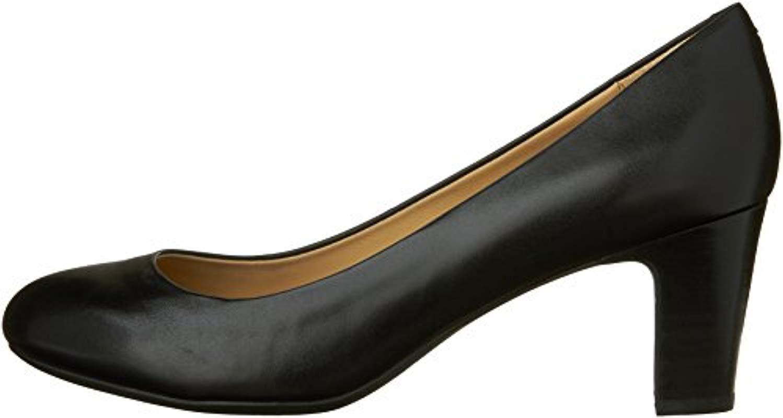 Plataforma de cuero Geox de Cuero de color Negro: ahorra un 53 %