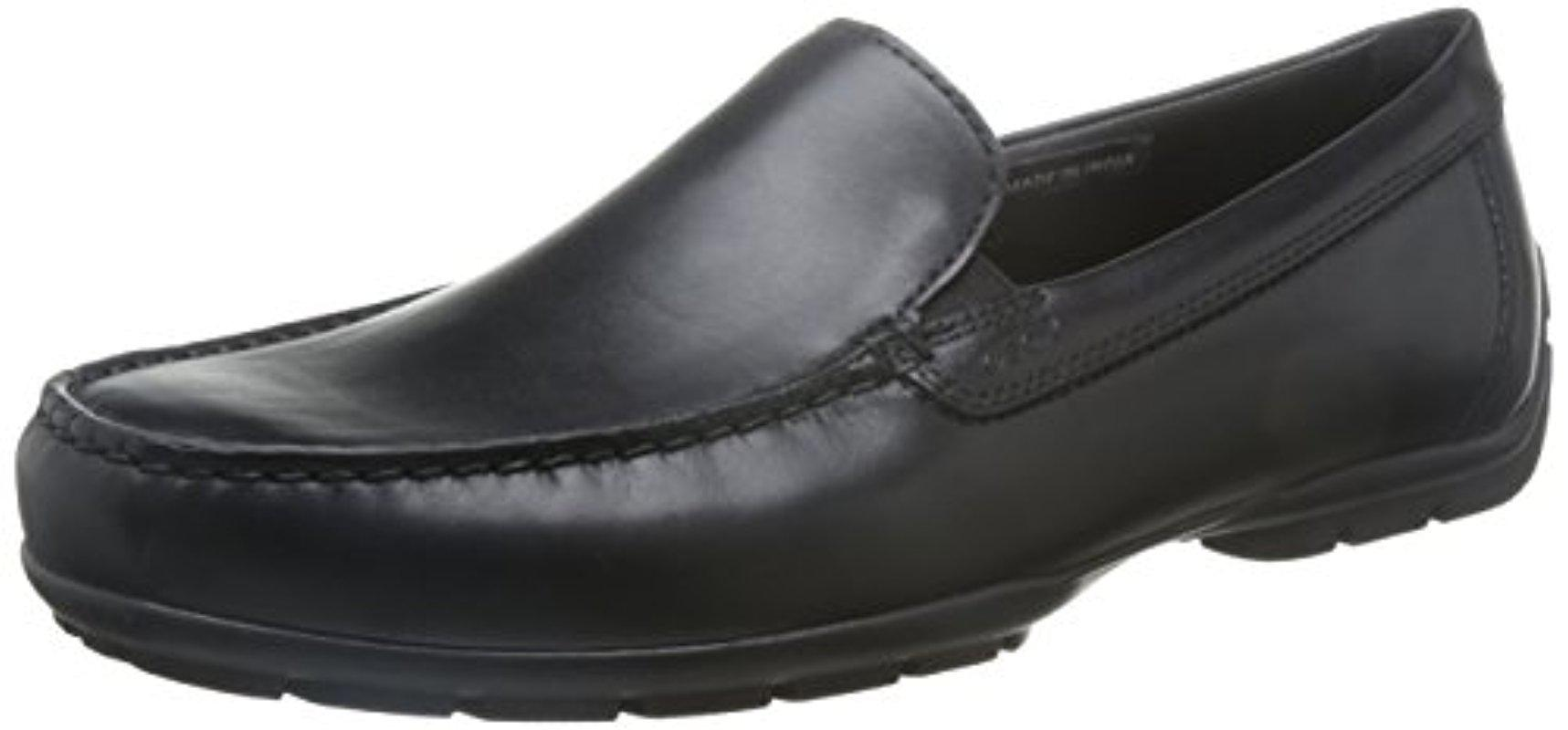 Mens M Monet W 2 Fit 11 Mocassins Geox FmorDV