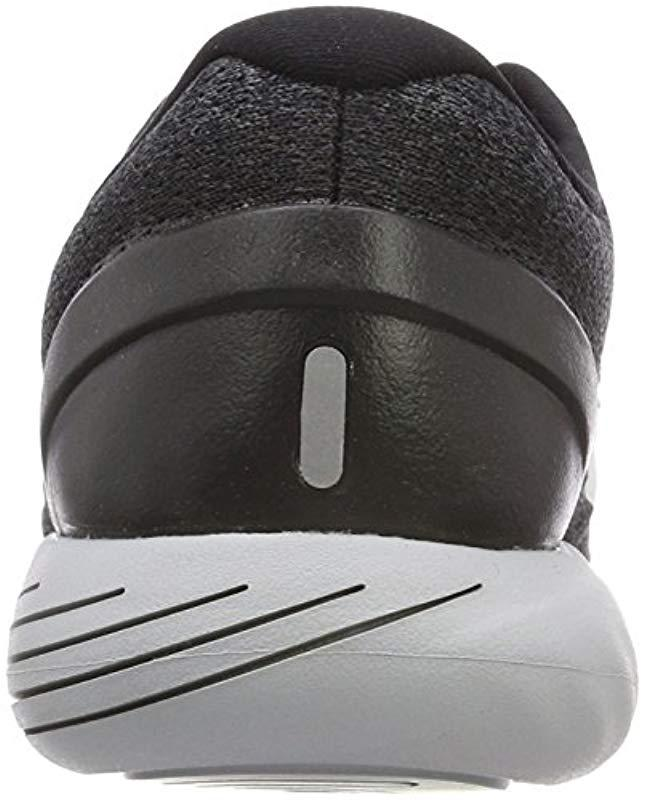 e93ca0f15cc Nike Lunarglide 9 Running Shoes in Black for Men - Save 16.513761467889907%  - Lyst
