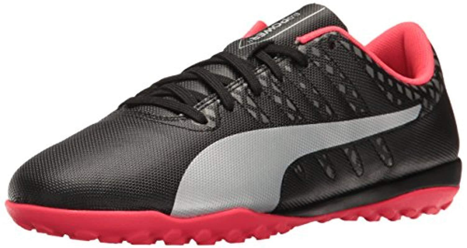4e04301fb Lyst - PUMA Evopower Vigor 4 Tt Soccer Shoe in Black for Men