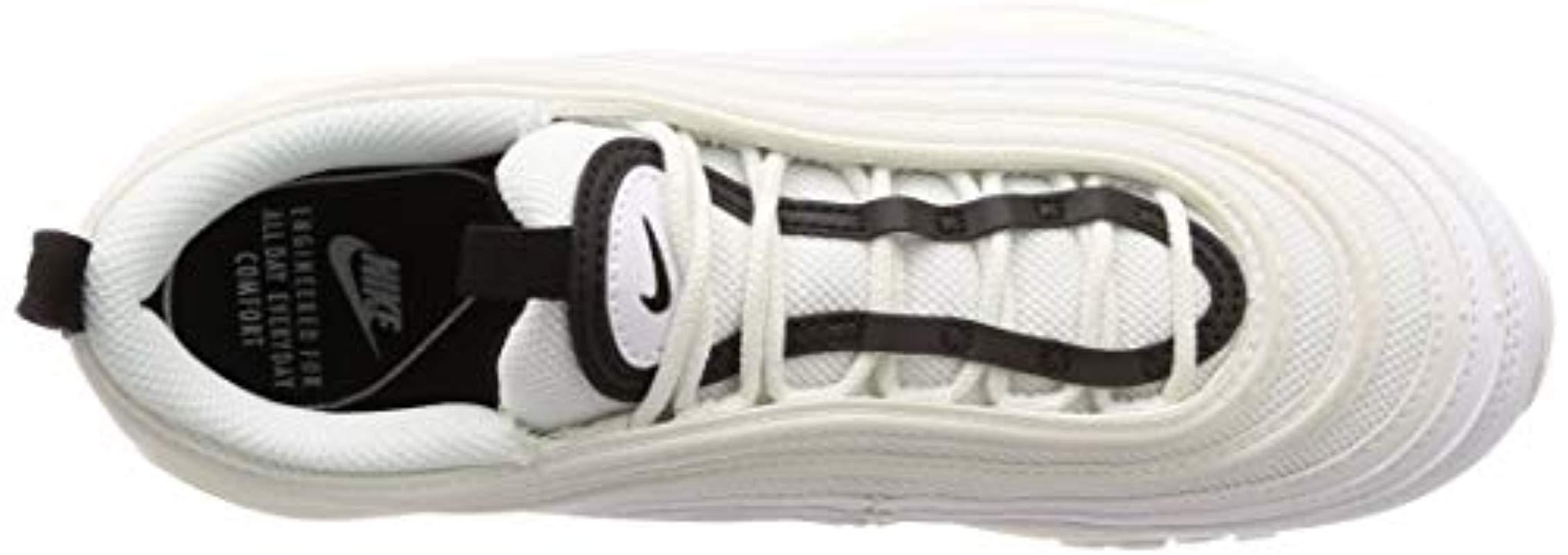 W Air MAX 97, Zapatillas de Atletismo para Mujer Nike de color Blanco