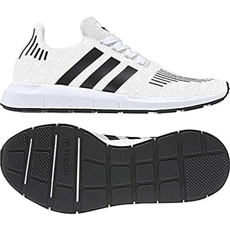Swift Run, Zapatillas de Gimnasia para Hombre adidas de hombre de color Blanco
