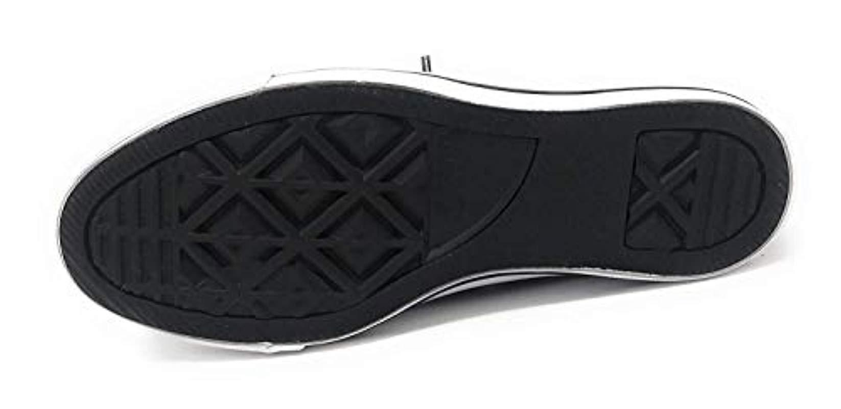 , Baskets mode pour homme Toile Converse en coloris Noir  jMVN