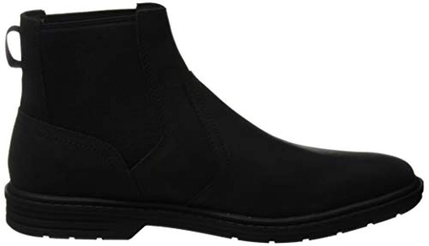 Cooperación en frente de sitio  Timberland Sawyer Lane Classic Boots in Black for Men - Lyst