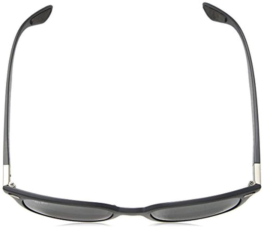 3fe44fb5ab Ray-Ban - Gray Lightforce Square Sunglasses In Matte Dark Grey Rb4297 633288  51 for. View fullscreen
