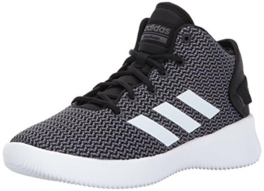 Lyst - adidas Neo Cf Refresh Mid Basketball-shoes d46254c3f