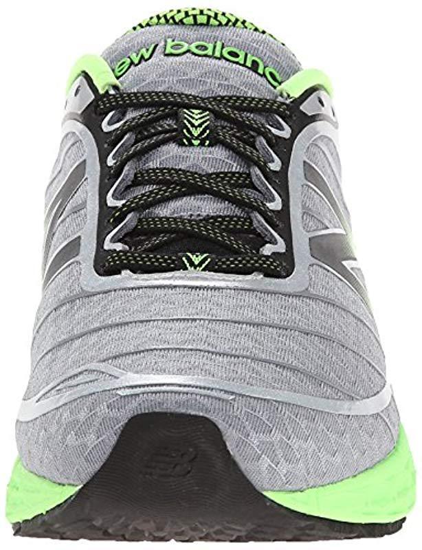 disfruta del precio de descuento precio asombroso brillante en brillo New Balance Rubber Fresh Foam Boracay, Running Shoes in Gray for ...